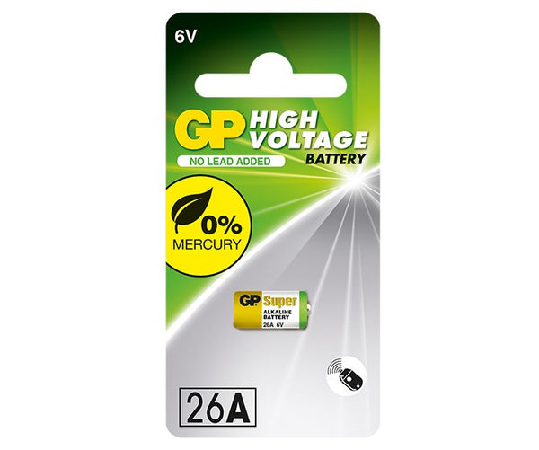 GP High Voltage Battery- 26AF