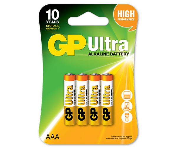 Power Up Your Life Gp Batteries International