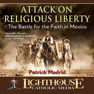 CD - Attack on Religious Liberty - A Lost Sheep Catholic Store