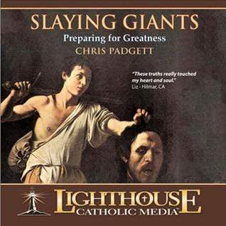 CD - Slaying Giants - Preparing for Greatness - A Lost Sheep Catholic Store