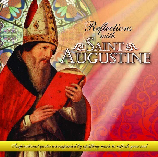 Reflections with St. Augustine - A Lost Sheep Catholic Store