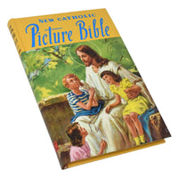 New Catholic Picture Bible - A Lost Sheep Catholic Store
