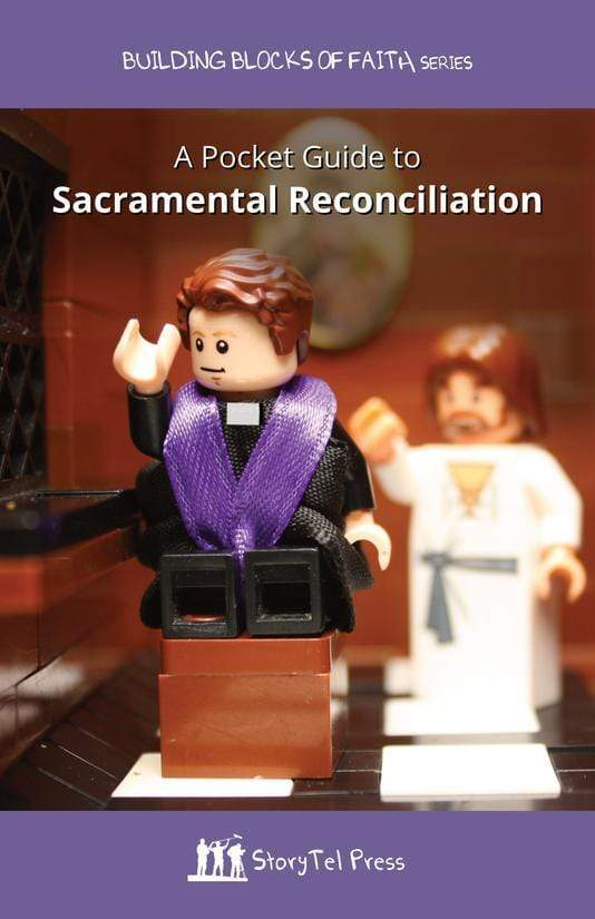 A Pocket Guide to Sacramental Reconciliation - A Lost Sheep Catholic Store