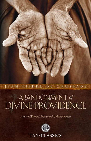 Abandonment to Divine Providence - A Lost Sheep Catholic Store