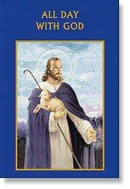 Aquinas Press® Prayer Book - All Day With God - A Lost Sheep Catholic Store