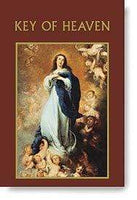 Aquinas Press® Prayer Book - Key Of Heaven - A Lost Sheep Catholic Store