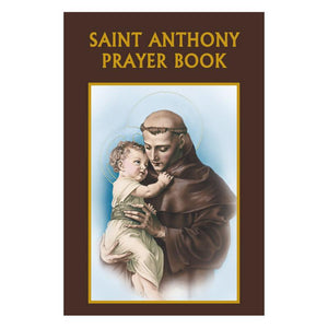 Aquinas Press® Prayer Book - St. Anthony - A Lost Sheep Catholic Store