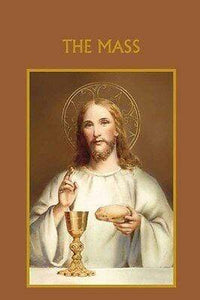 Aquinas Press® Prayer Book - The Mass - A Lost Sheep Catholic Store