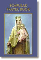 Aquinas Press® Prayer Book - The Scapular Prayer Book - A Lost Sheep Catholic Store