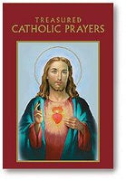 Aquinas Press® Prayer Book - Treasured Catholic Prayers - A Lost Sheep Catholic Store