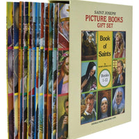 Book Of Saints Gift Set (Books 1-12) - A Lost Sheep Catholic Store