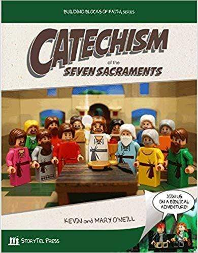Catechism of the Seven Sacraments - A Lost Sheep Catholic Store