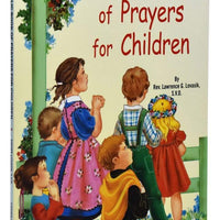 Catholic Book Of Prayers For Children - A Lost Sheep Catholic Store