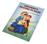 Children's Prayers To Mary - A Lost Sheep Catholic Store