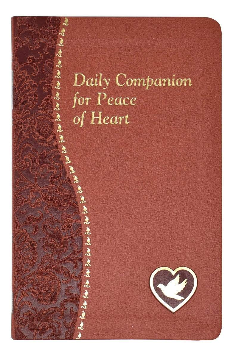 Daily Companion For Peace Of Heart - A Lost Sheep Catholic Store