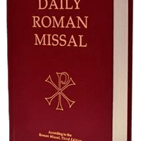 Daily Roman Missal, 7th Edition (Hardcover) - A Lost Sheep Catholic Store
