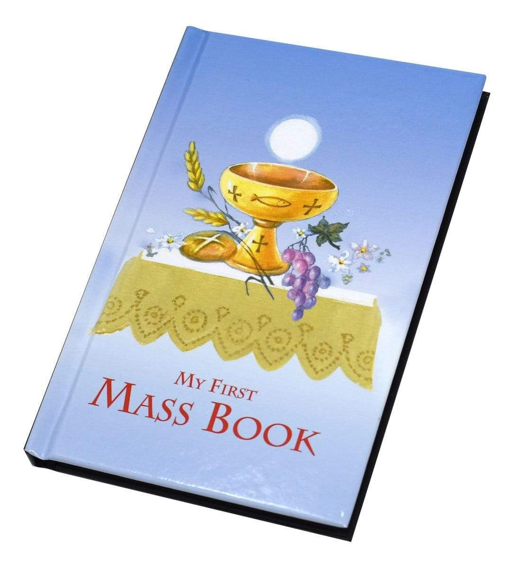 First Mass Book (My First Eucharist) - A Lost Sheep Catholic Store