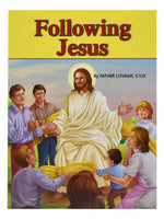 Following Jesus - A Lost Sheep Catholic Store