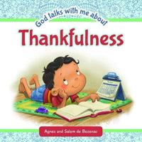 God Talks With Me About: Thankfulness - A Lost Sheep Catholic Store
