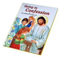 Going To Confession - A Lost Sheep Catholic Store