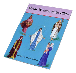 Great Women Of The Bible - A Lost Sheep Catholic Store
