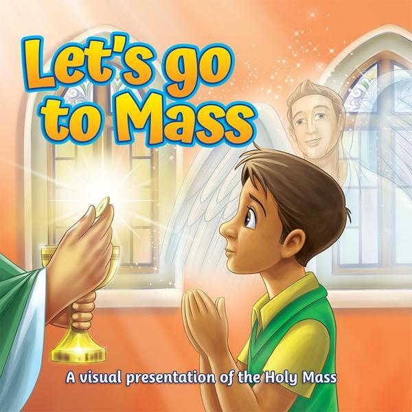 Let's Go to Mass! (Brother Francis) - A Lost Sheep Catholic Store