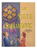 Los Siete Sacramentos - A Lost Sheep Catholic Store