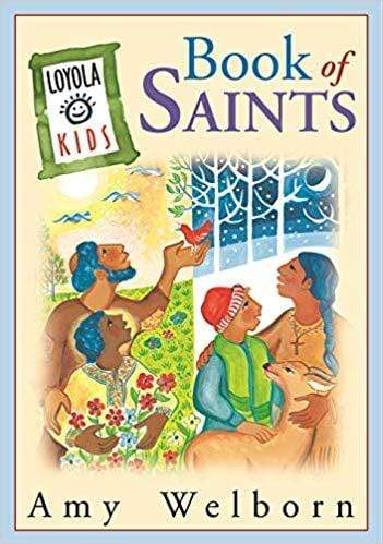 Loyola Kids Book Of Saints - A Lost Sheep Catholic Store