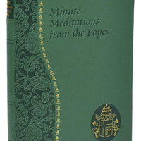 Minute Meditations From The Popes - A Lost Sheep Catholic Store