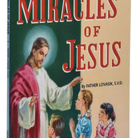 Miracles Of Jesus - A Lost Sheep Catholic Store