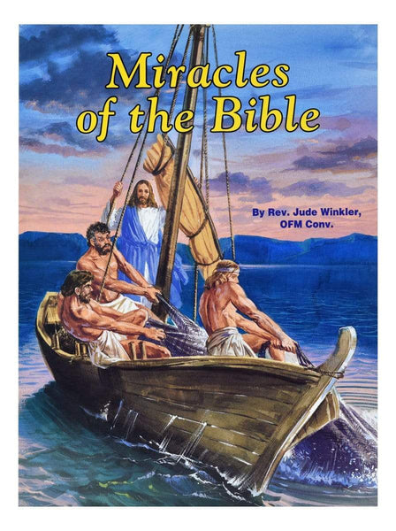 Miracles Of The Bible - A Lost Sheep Catholic Store
