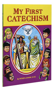 My First Catechism - A Lost Sheep Catholic Store