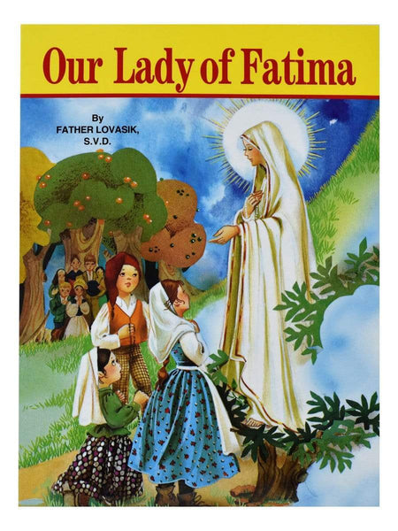 Our Lady Of Fatima - A Lost Sheep Catholic Store