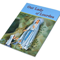 Our Lady Of Lourdes (and Marie Bernadette Soubirous (1844-1879)) - A Lost Sheep Catholic Store