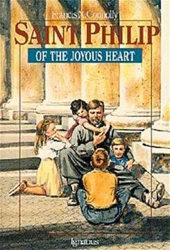 Saint Philip of the Joyous Heart - A Lost Sheep Catholic Store