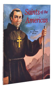 Saints Of The Americas - A Lost Sheep Catholic Store
