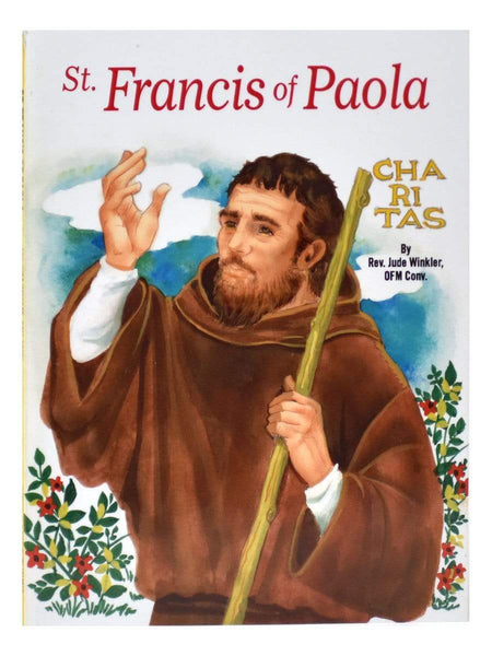 St. Francis Of Paola - A Lost Sheep Catholic Store