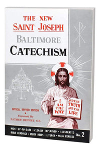 St. Joseph Baltimore Catechism (No. 2) Official Revised Edition - A Lost Sheep Catholic Store