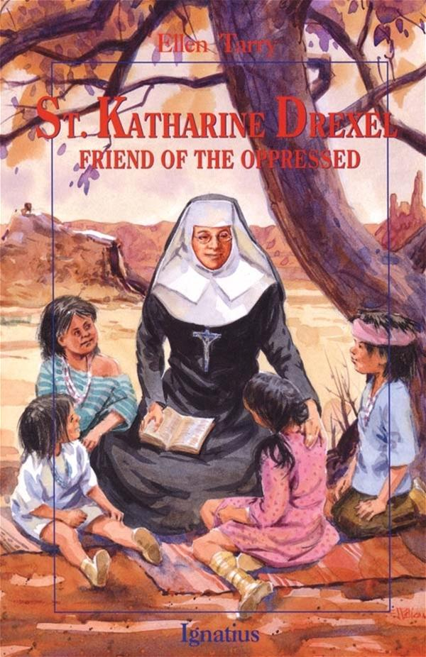 St Katharine Drexel - A Lost Sheep Catholic Store