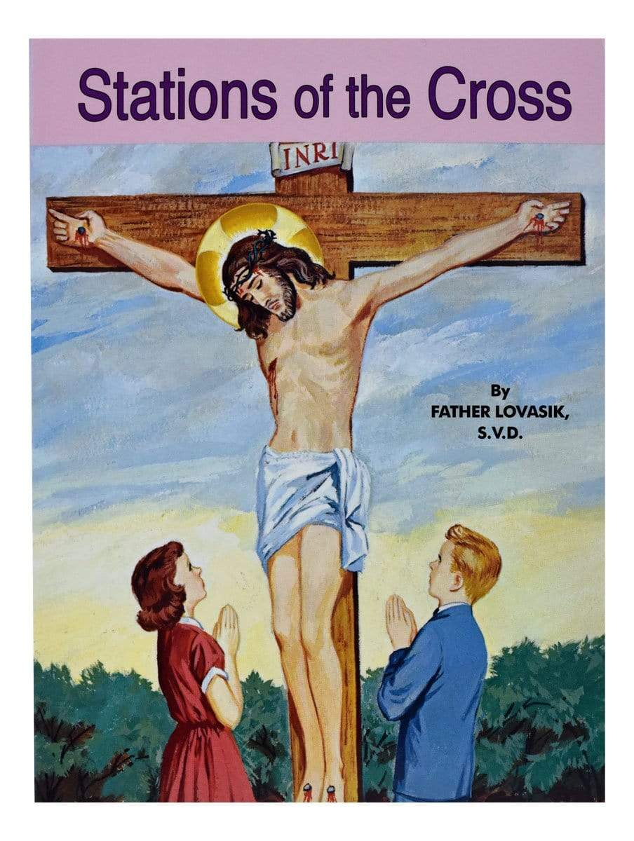Stations Of The Cross - A Lost Sheep Catholic Store