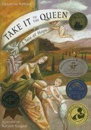 TAKE IT TO THE QUEEN  A Tale of Hope - A Lost Sheep Catholic Store