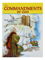 The Commandments Of God - A Lost Sheep Catholic Store
