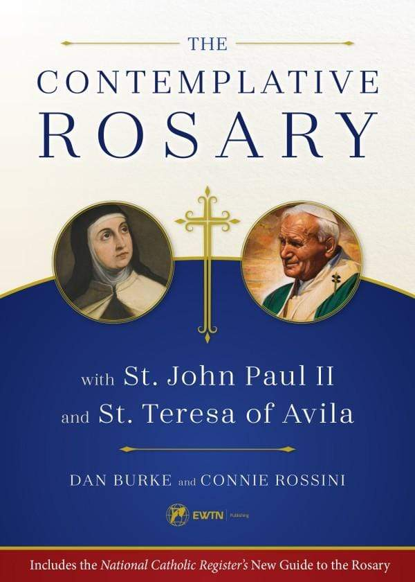 The Contemplative Rosary with St. John Paul II and St. Teresa of Avila - A Lost Sheep Catholic Store