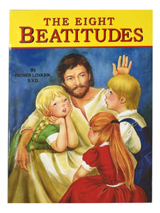 The Eight Beatitudes - A Lost Sheep Catholic Store