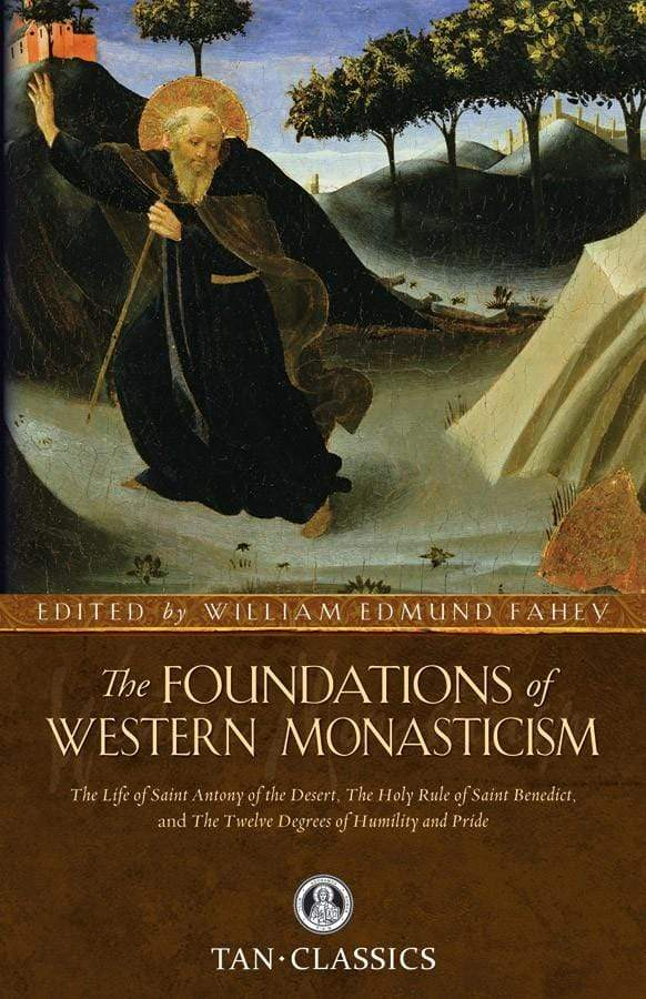 The Foundations of Western Monasticism - A Lost Sheep Catholic Store