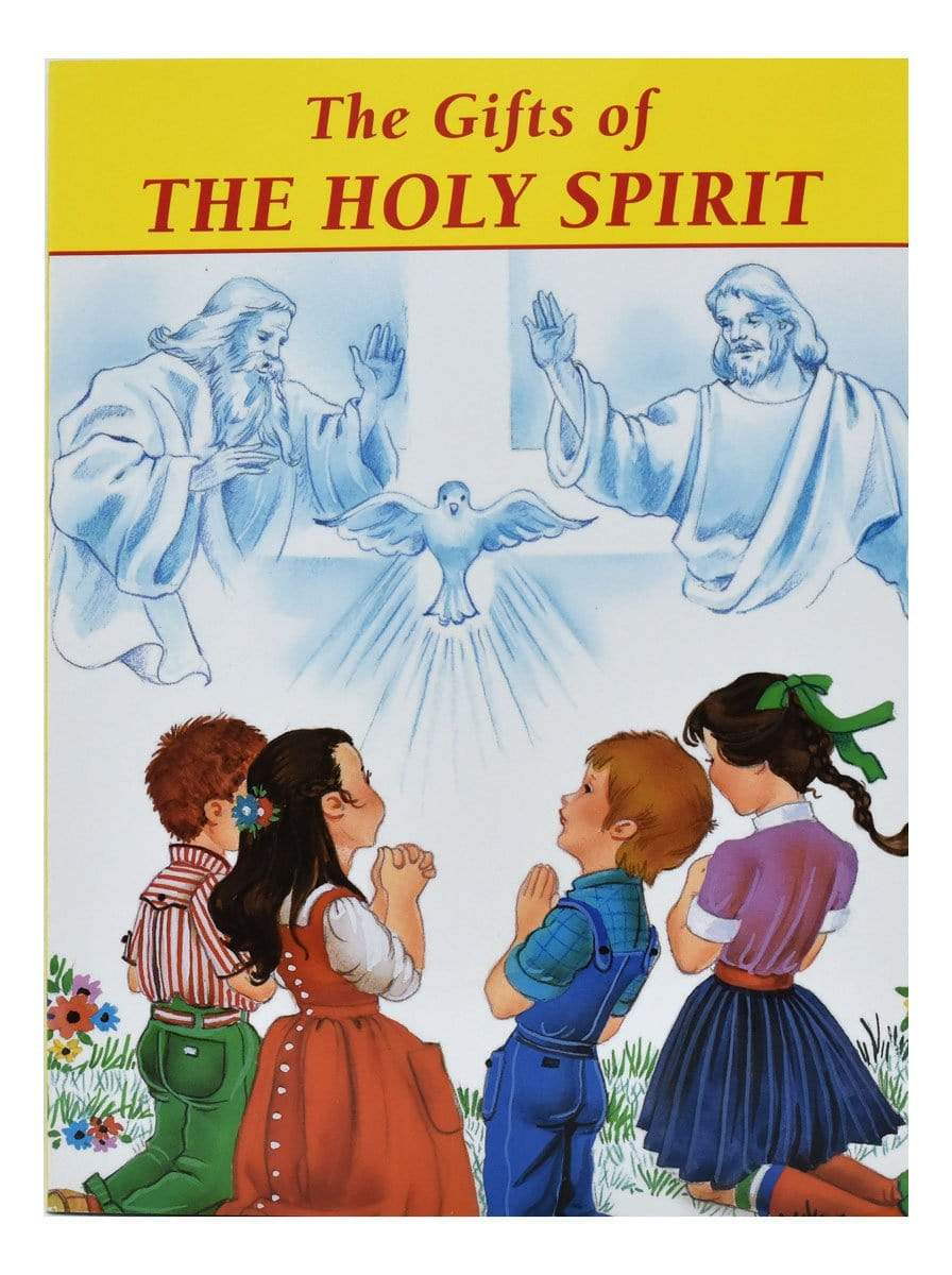The Gifts Of The Holy Spirit - A Lost Sheep Catholic Store