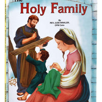 The Holy Family - A Lost Sheep Catholic Store