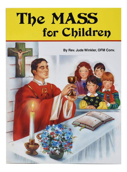 The Mass For Children - A Lost Sheep Catholic Store