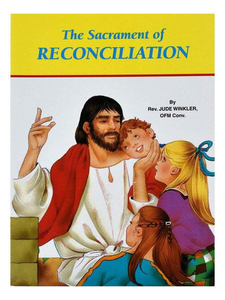 The Sacrament Of Reconciliation - A Lost Sheep Catholic Store