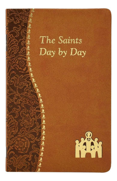 The Saints Day By Day - A Lost Sheep Catholic Store
